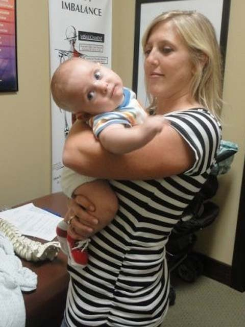 pediatric chiropractic care at Austin Life Chiropractic.